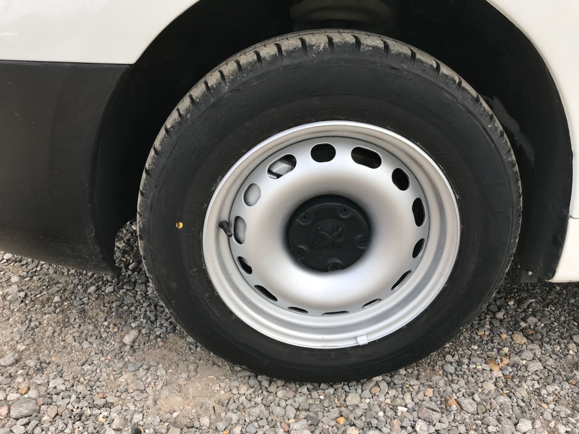 2017 Peugeot Partner 715 S 1.6 Bluehdi 100 Crew Van (NU17ENV) Image 21
