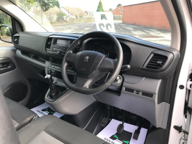 2017 Peugeot Expert 1000 1.6 Bluehdi 95 S Van Euro 6 (NU17HND) Image 11