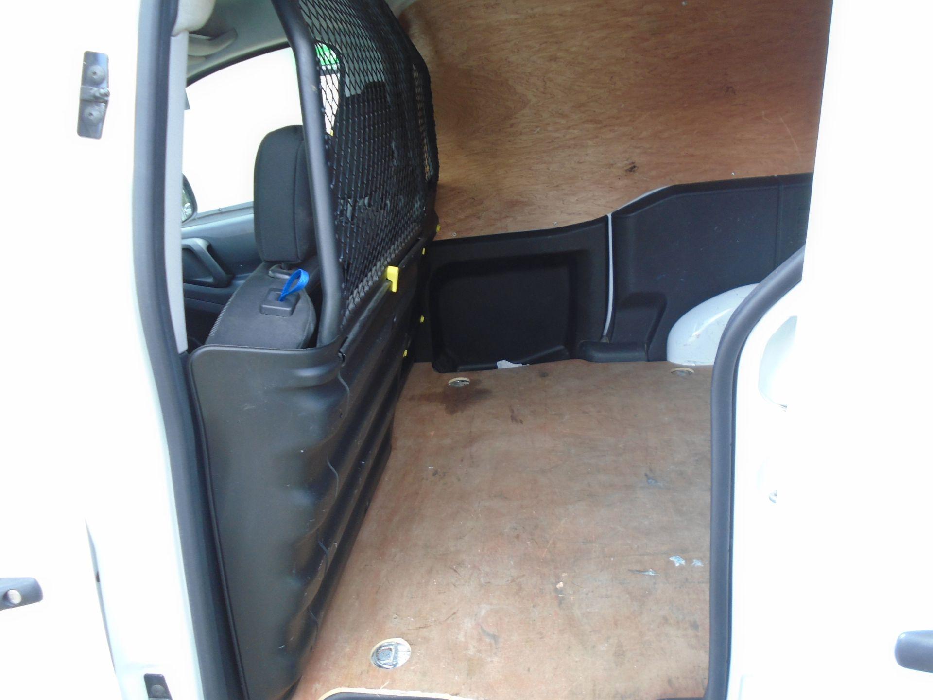 2017 Peugeot Partner 850 1.6 Bluehdi 100 Professional Van [Non Ss] (NU17HPC) Image 10