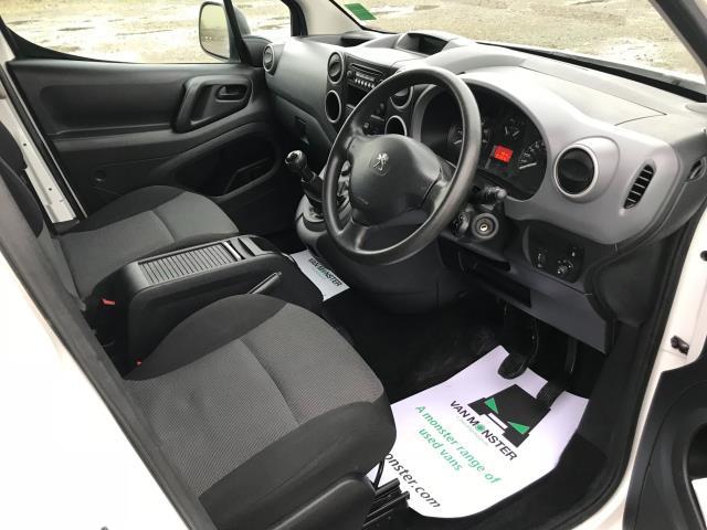 2017 Peugeot Partner 715 S 1.6 Bluehdi 100 Crew Van Euro 6 (NU17HPJ) Image 27