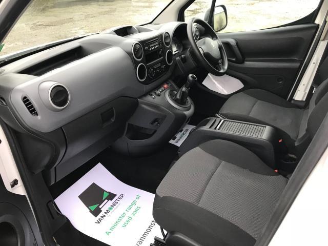 2017 Peugeot Partner 715 S 1.6 Bluehdi 100 Crew Van Euro 6 (NU17HPJ) Image 25