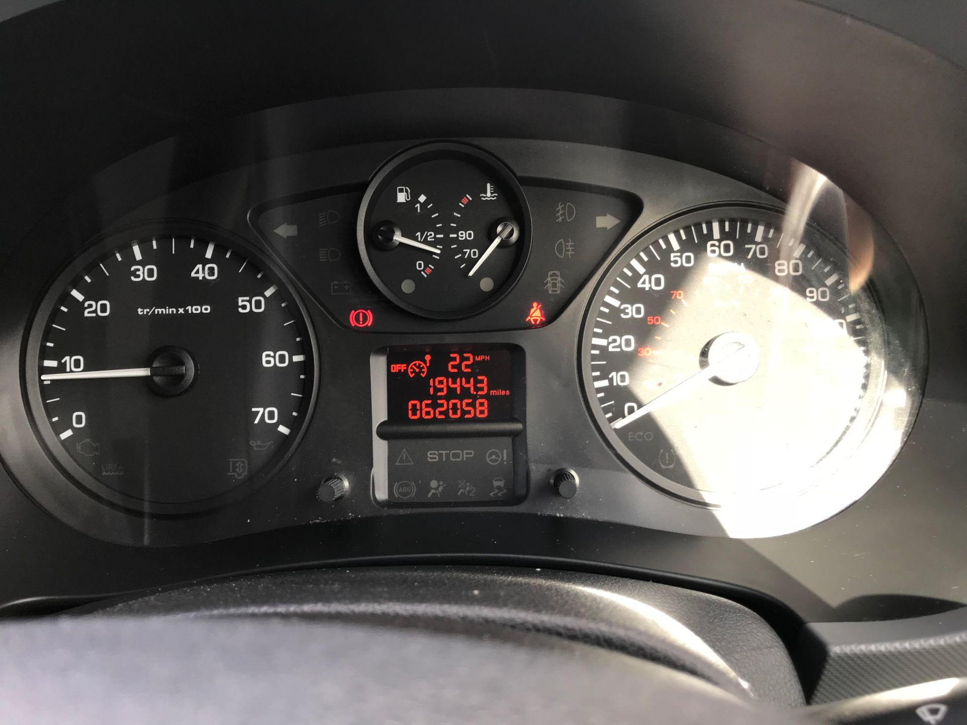 2017 Peugeot Partner 850 1.6 Bluehdi 100 Professional Van [Non Ss] (NU17NBX) Image 27