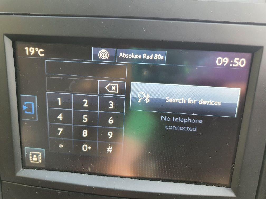 2017 Peugeot Partner 850 1.6 Bluehdi 100 Professional Van [Non Ss] (NU17OEO) Image 19