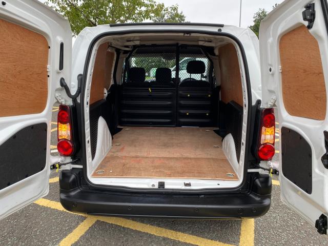 2017 Peugeot Partner 850 1.6 Bluehdi 100 Professional Van [Non Ss] (NU17OES) Image 12