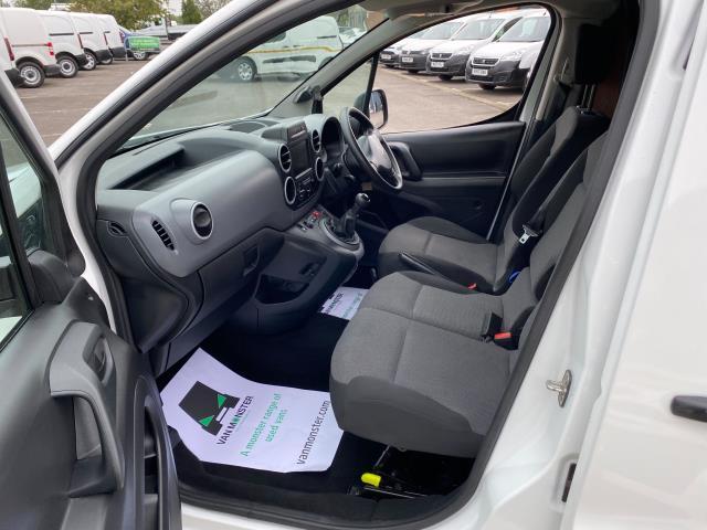 2017 Peugeot Partner 850 1.6 Bluehdi 100 Professional Van [Non Ss] (NU17OES) Image 14