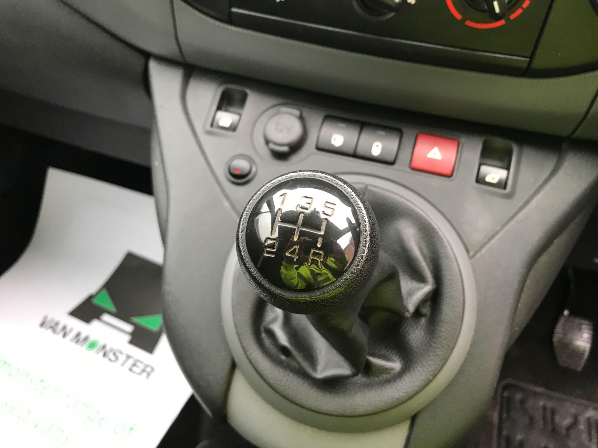 2017 Peugeot Partner L2 715 S 1.6BLUEHDI 100PS CREW VAN EURO 6 (NU17OGK) Image 4