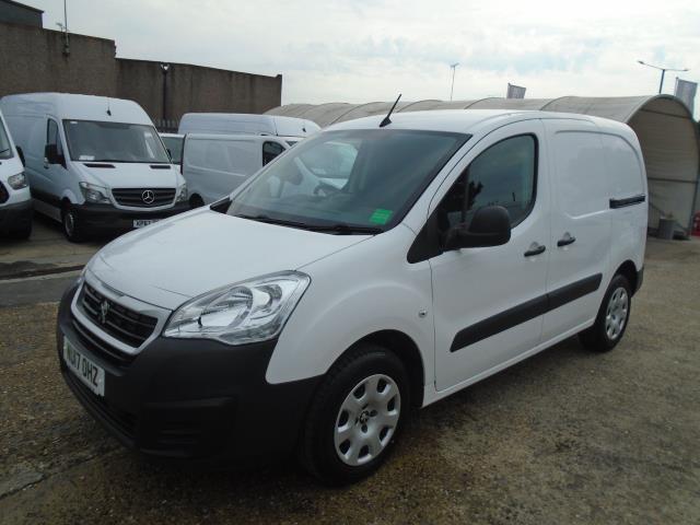 2017 Peugeot Partner 850 1.6 Bluehdi 100 Professional Van [Non Ss] (NU17OHZ) Image 3