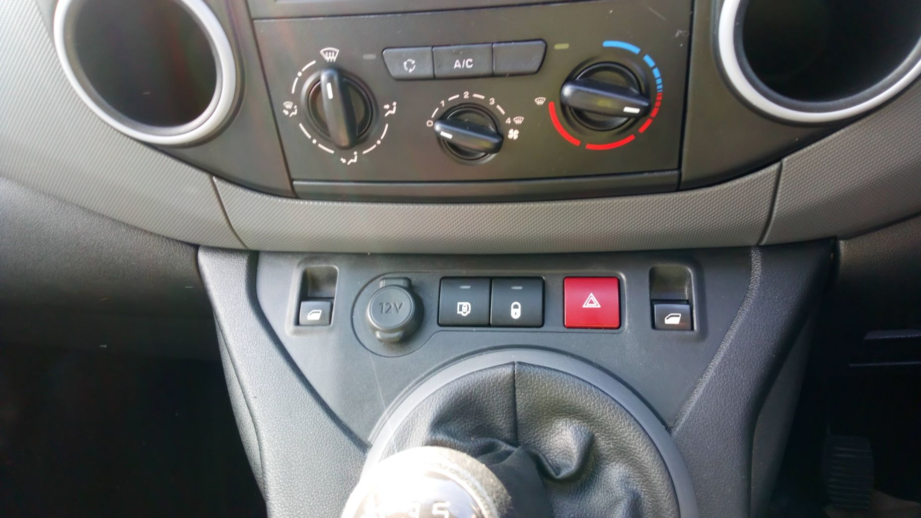 2017 Peugeot Partner 850 S 1.6 Bluehdi 100 Van [Sld] (NU17OJC) Image 15