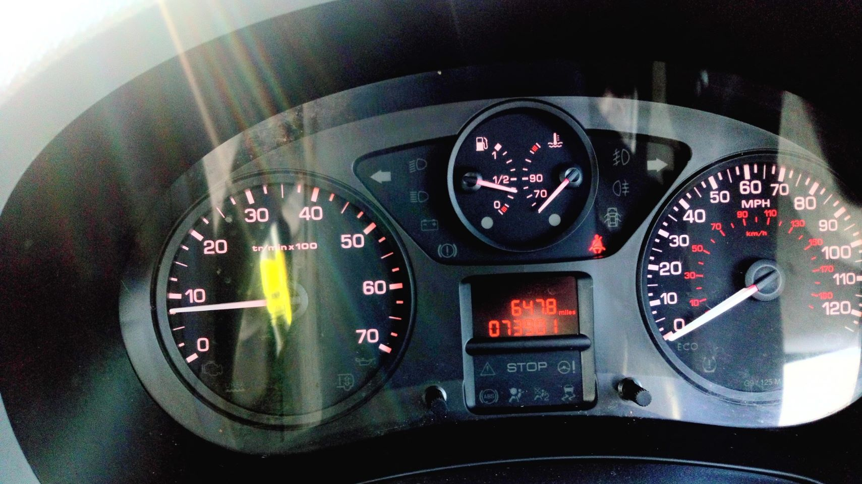 2017 Peugeot Partner 850 S 1.6 Bluehdi 100 Van [Sld] (NU17OJC) Image 19