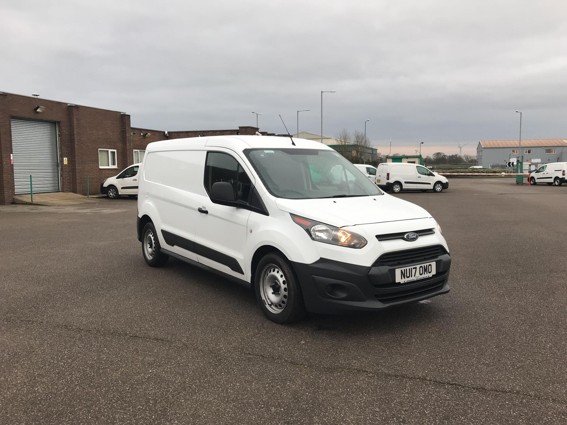 2017 Ford Transit Connect 210 L2 DIESEL 1.5 TDCI 75PS VAN EURO 6 (NU17OMO)