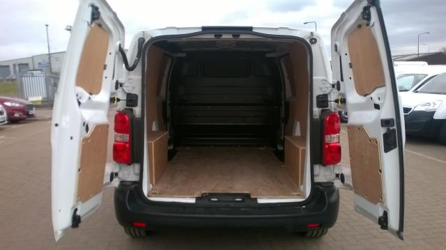 2017 Peugeot Expert STANDARD 1000 1.6 BLUEHDI 95 S EURO 6 (NU17VYT) Image 11