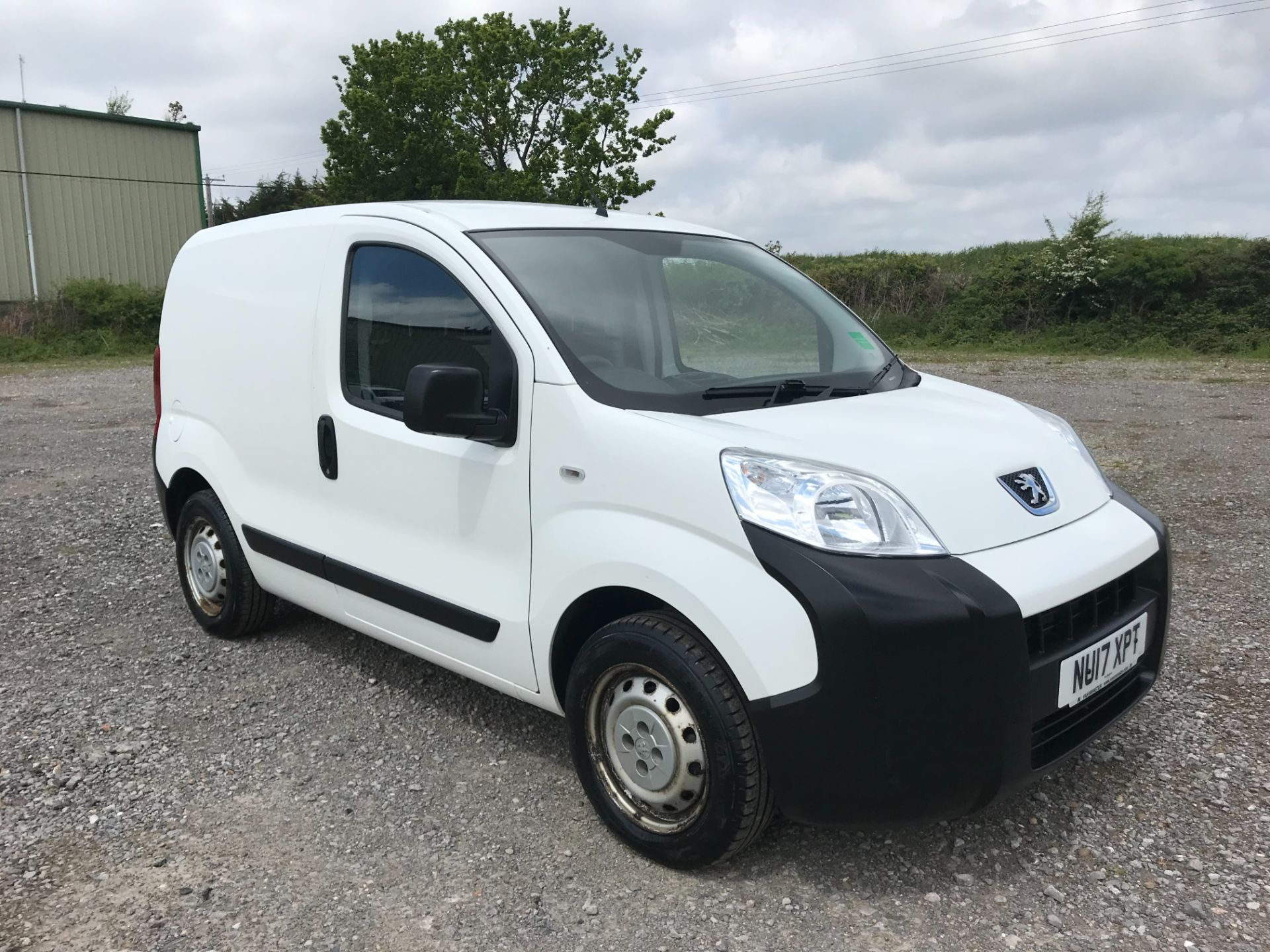 2017 Peugeot Bipper 1.3 Hdi 75 S [Sld] [Non Start/Stop] Euro 5 (NU17XPT)