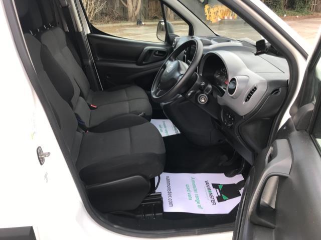 2017 Peugeot Partner 850 1.6 Bluehdi 100 Professional Van [Non Ss] Euro 6 (NU17ZPN) Image 12