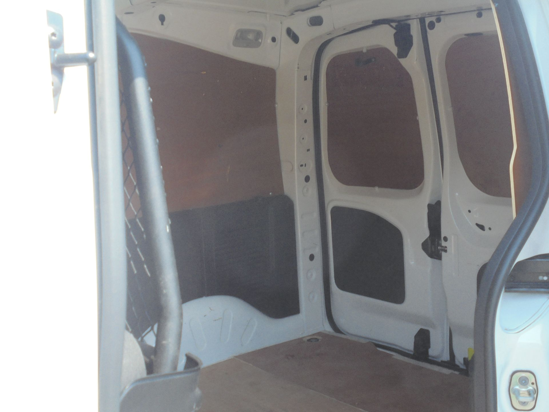 2018 Peugeot Partner 850 1.6 Bluehdi 100 Professional Van [Non Ss] (NU18FEO) Image 7
