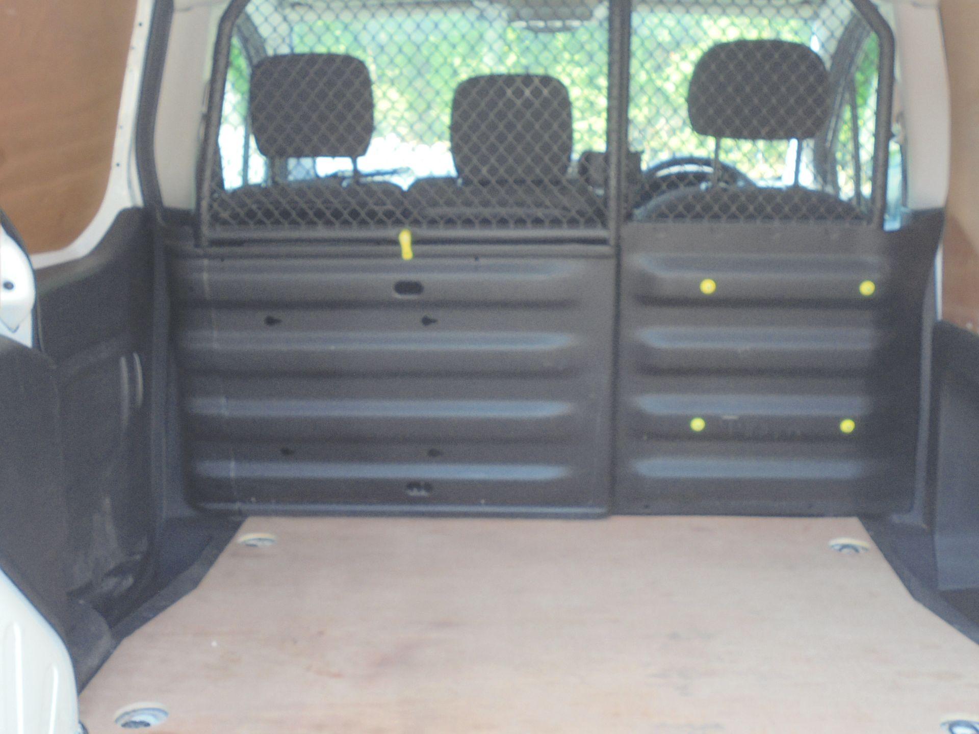 2018 Peugeot Partner 850 1.6 Bluehdi 100 Professional Van [Non Ss] (NU18FEO) Image 10