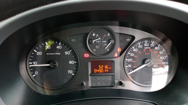 2018 Peugeot Partner 850 1.6 Bluehdi 100 Professional Van [Non Ss] (NU18FJE) Image 15