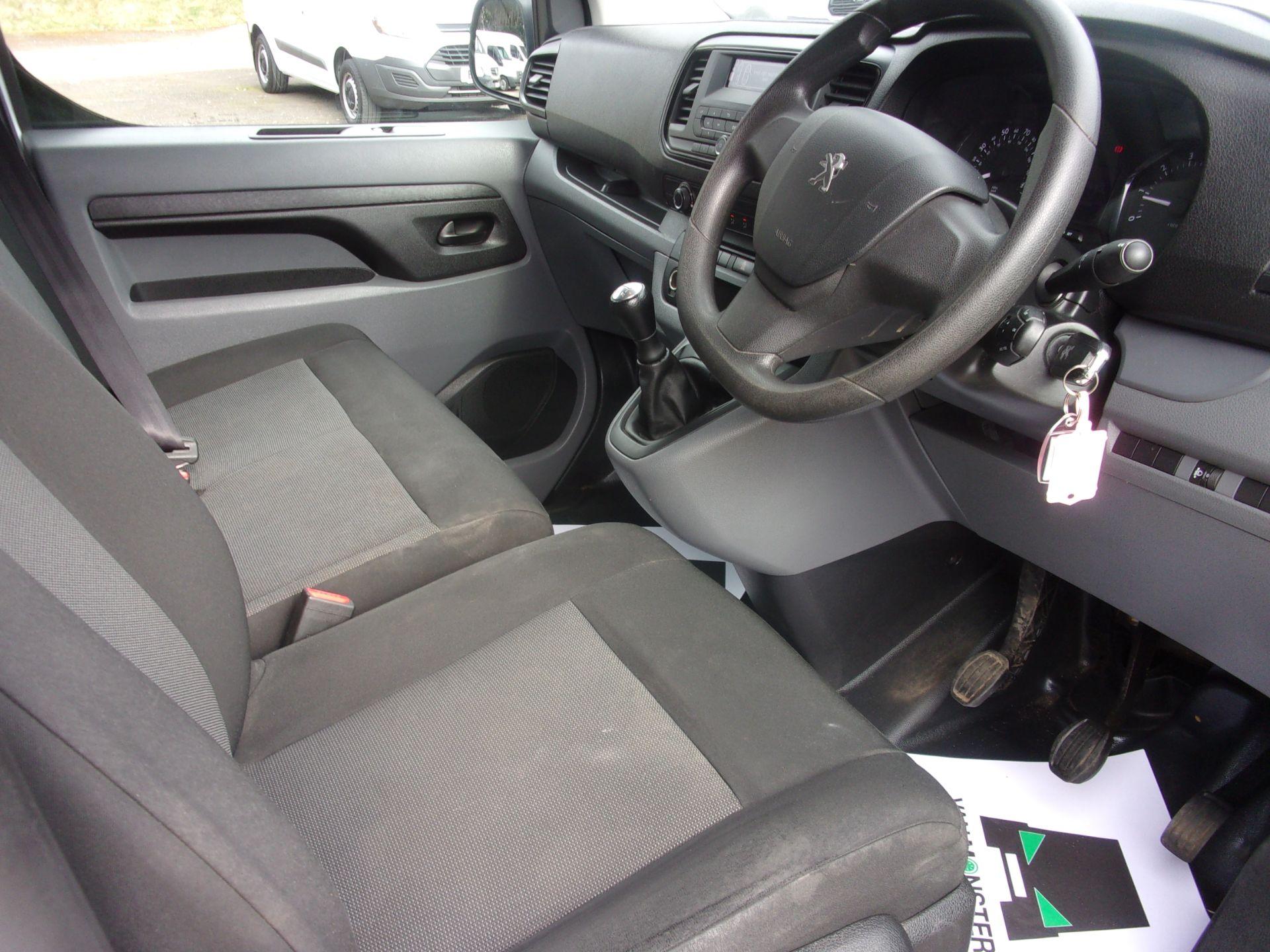 2018 Peugeot Expert 1000 1.6 Bluehdi 95 S Van (NU18GDZ) Image 2