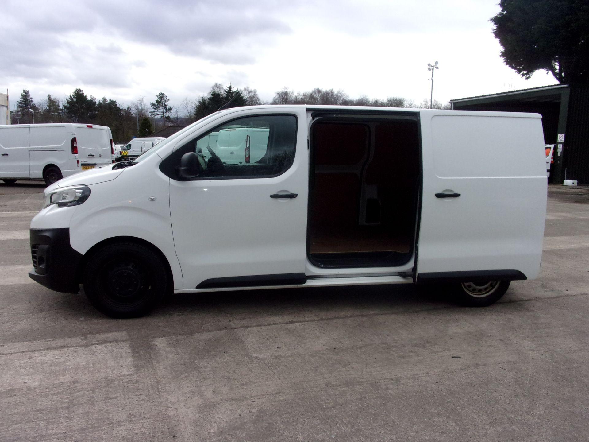 2018 Peugeot Expert 1000 1.6 Bluehdi 95 S Van (NU18GDZ) Image 21