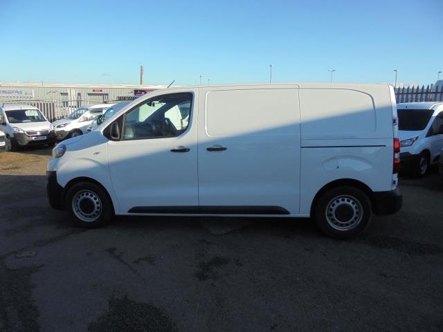 2018 Peugeot Expert 1000 1.6 Bluehdi 95 Professional Van (NU18HZW) Image 10