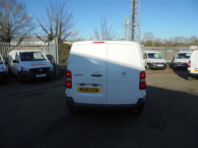 2018 Peugeot Expert 1000 1.6 Bluehdi 95 Professional Van (NU18HZW) Image 7