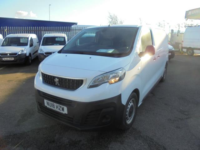 2018 Peugeot Expert 1000 1.6 Bluehdi 95 Professional Van (NU18HZW) Image 25