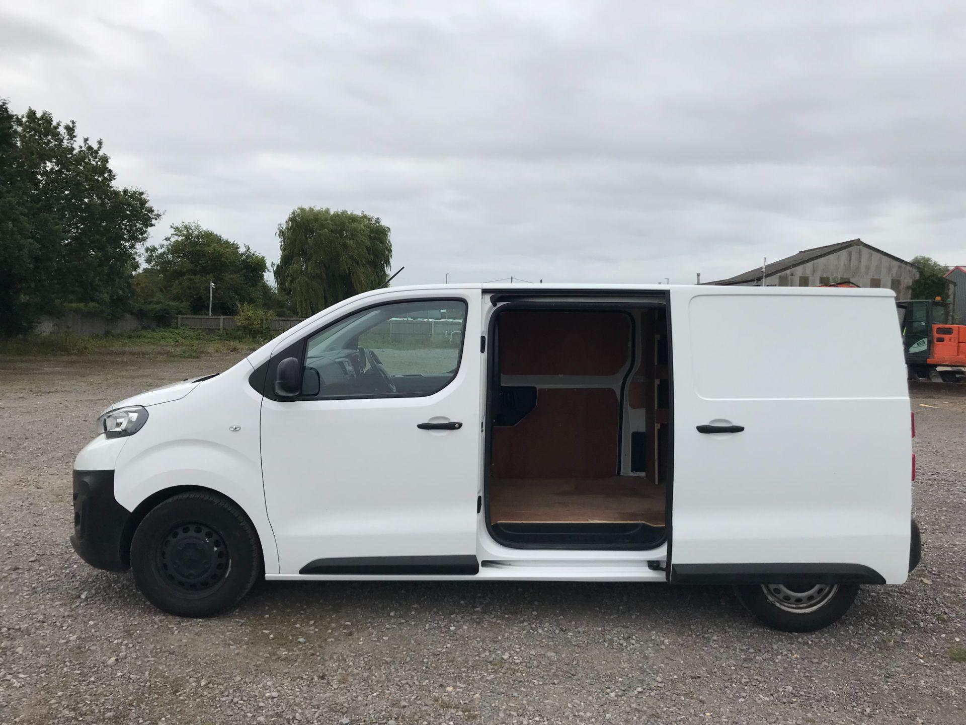 2018 Peugeot Expert  STANDARD 1000 1.6 BLUEHDI 95 S EURO 6 (NU18KFJ) Image 10