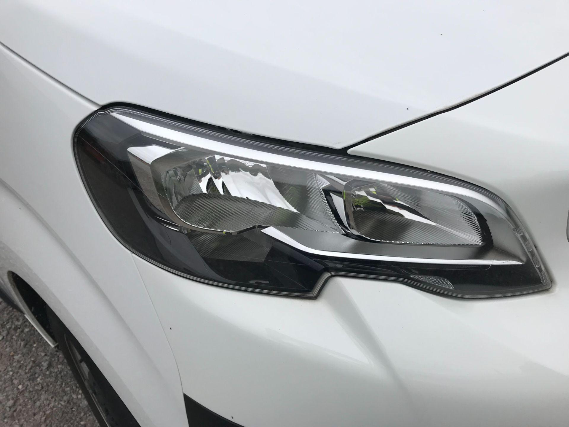 2018 Peugeot Expert  STANDARD 1000 1.6 BLUEHDI 95 S EURO 6 (NU18KFJ) Image 43