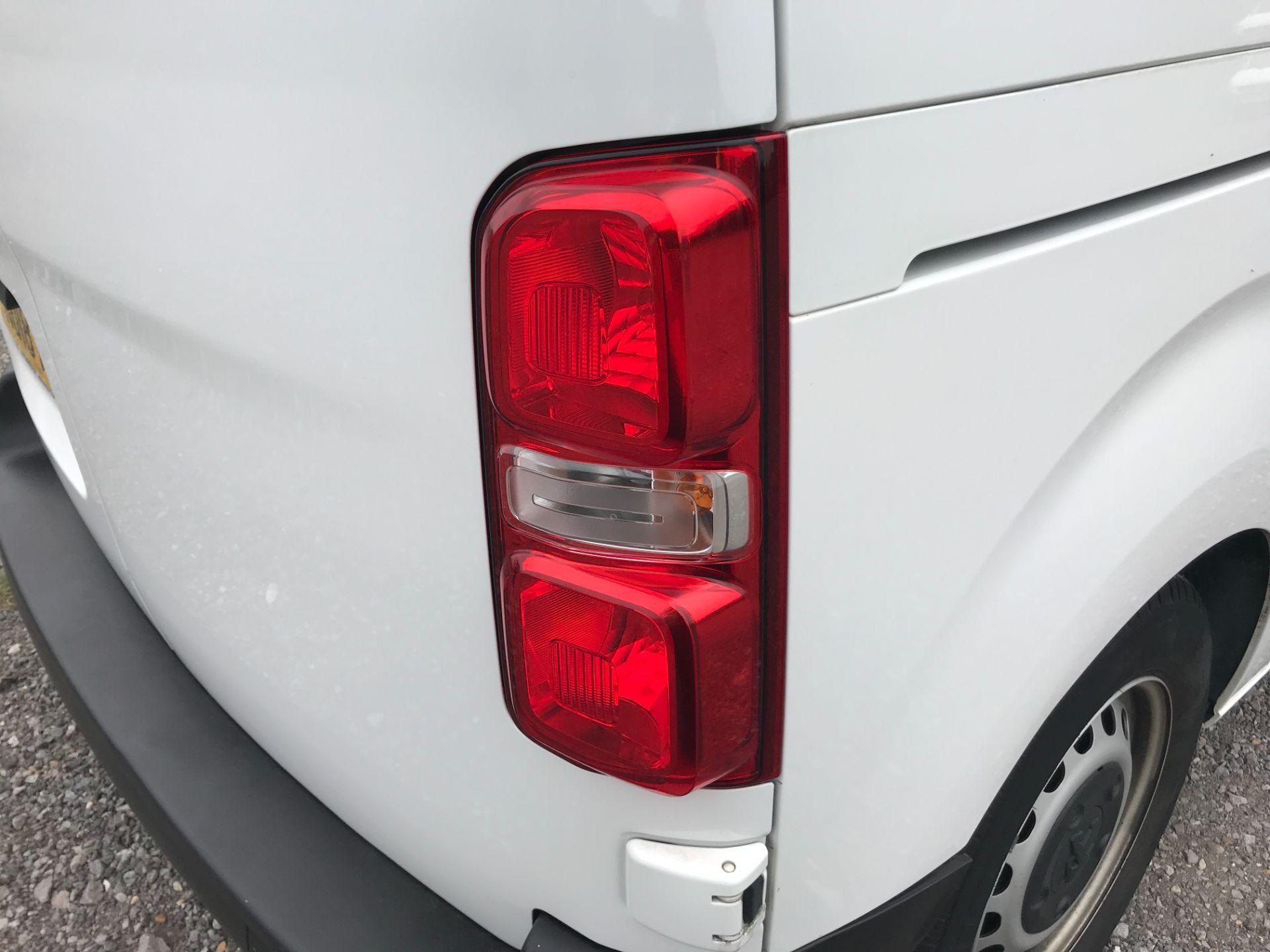 2018 Peugeot Expert  STANDARD 1000 1.6 BLUEHDI 95 S EURO 6 (NU18KFJ) Image 48