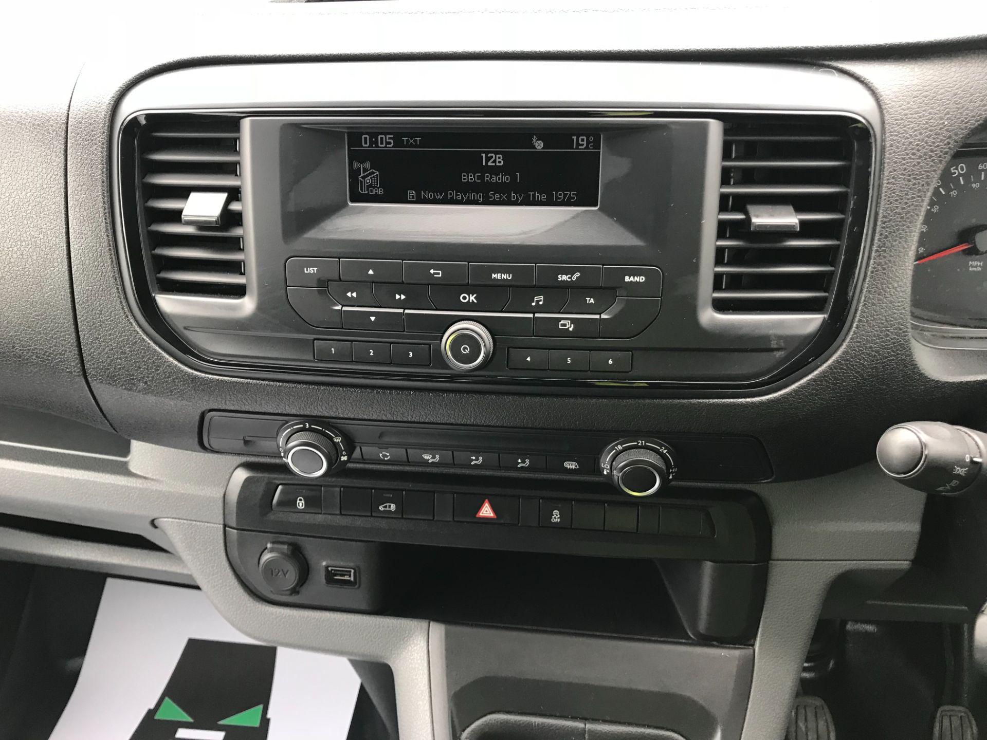 2018 Peugeot Expert  STANDARD 1000 1.6 BLUEHDI 95 S EURO 6 (NU18KFJ) Image 32