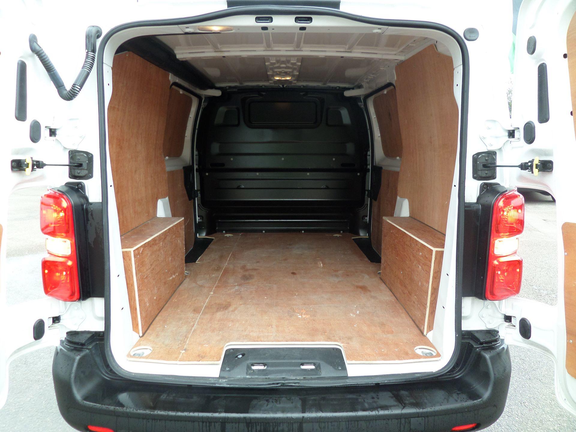 2018 Peugeot Expert 1000 1.6 Bluehdi 95 S Van Euro 6 (NU18LBZ) Image 6