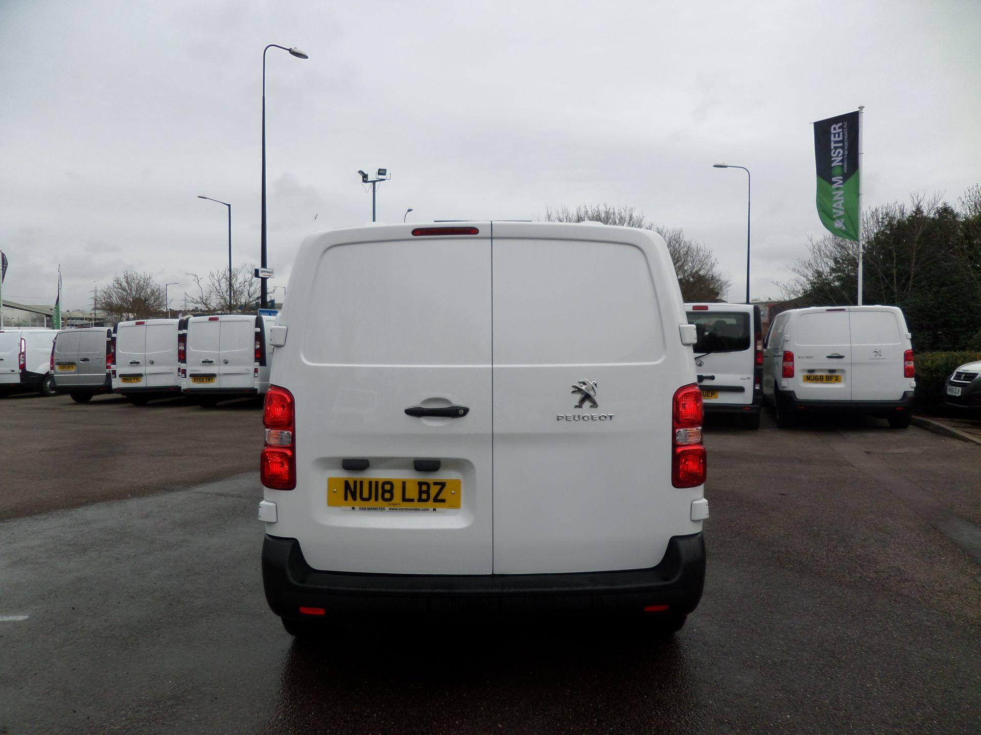 2018 Peugeot Expert 1000 1.6 Bluehdi 95 S Van Euro 6 (NU18LBZ) Image 4