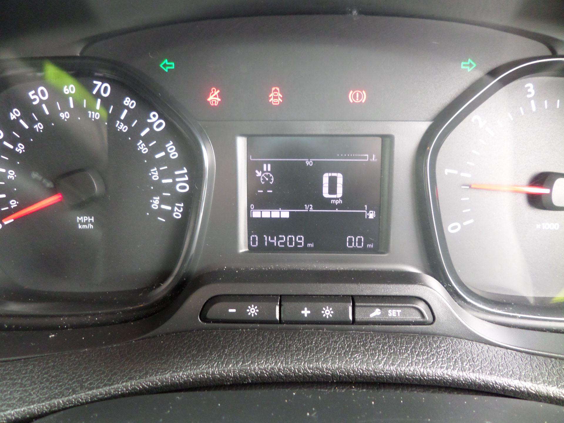 2018 Peugeot Expert 1000 1.6 Bluehdi 95 S Van Euro 6 (NU18LBZ) Image 14