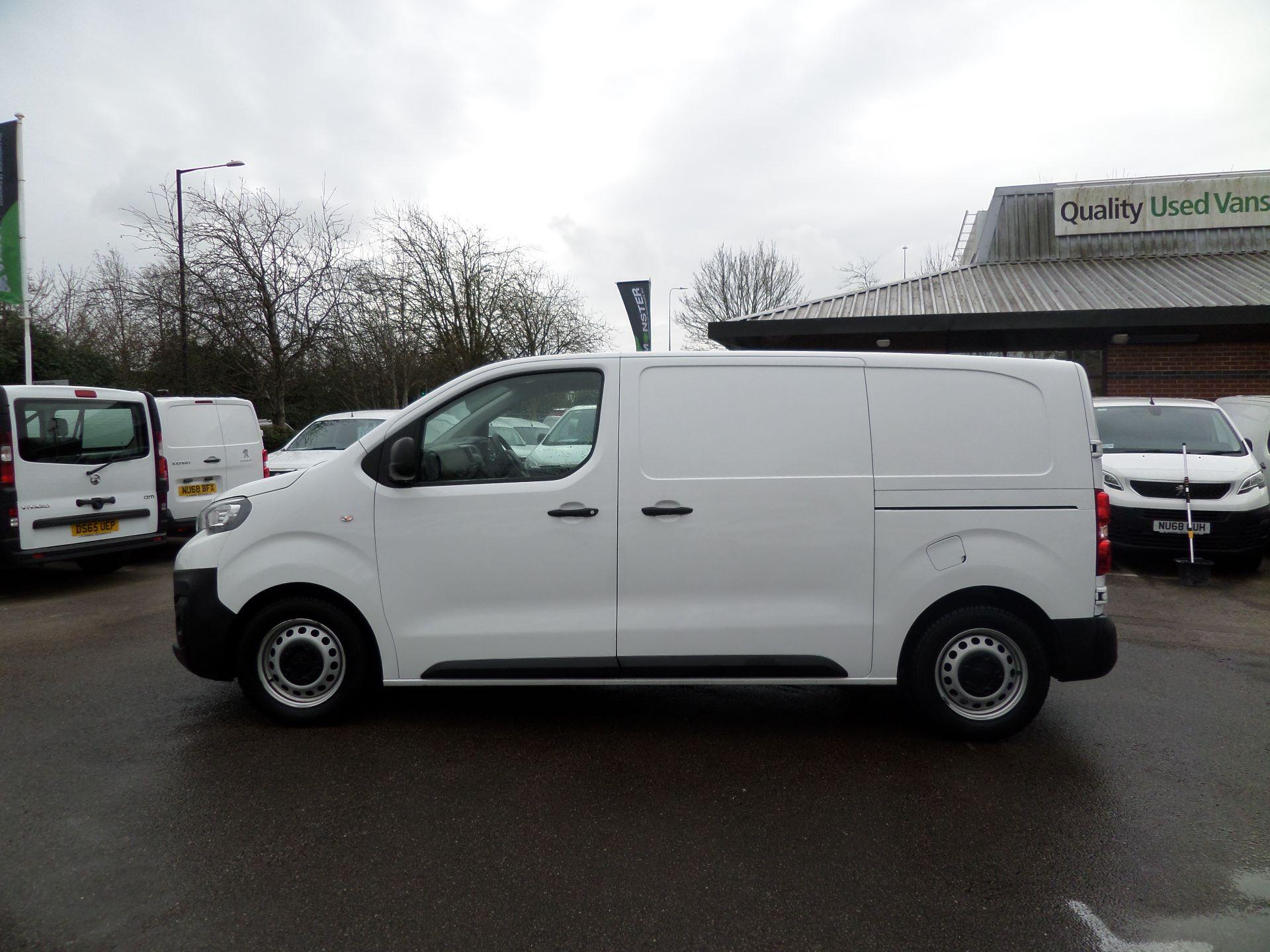 2018 Peugeot Expert 1000 1.6 Bluehdi 95 S Van Euro 6 (NU18LBZ) Image 7