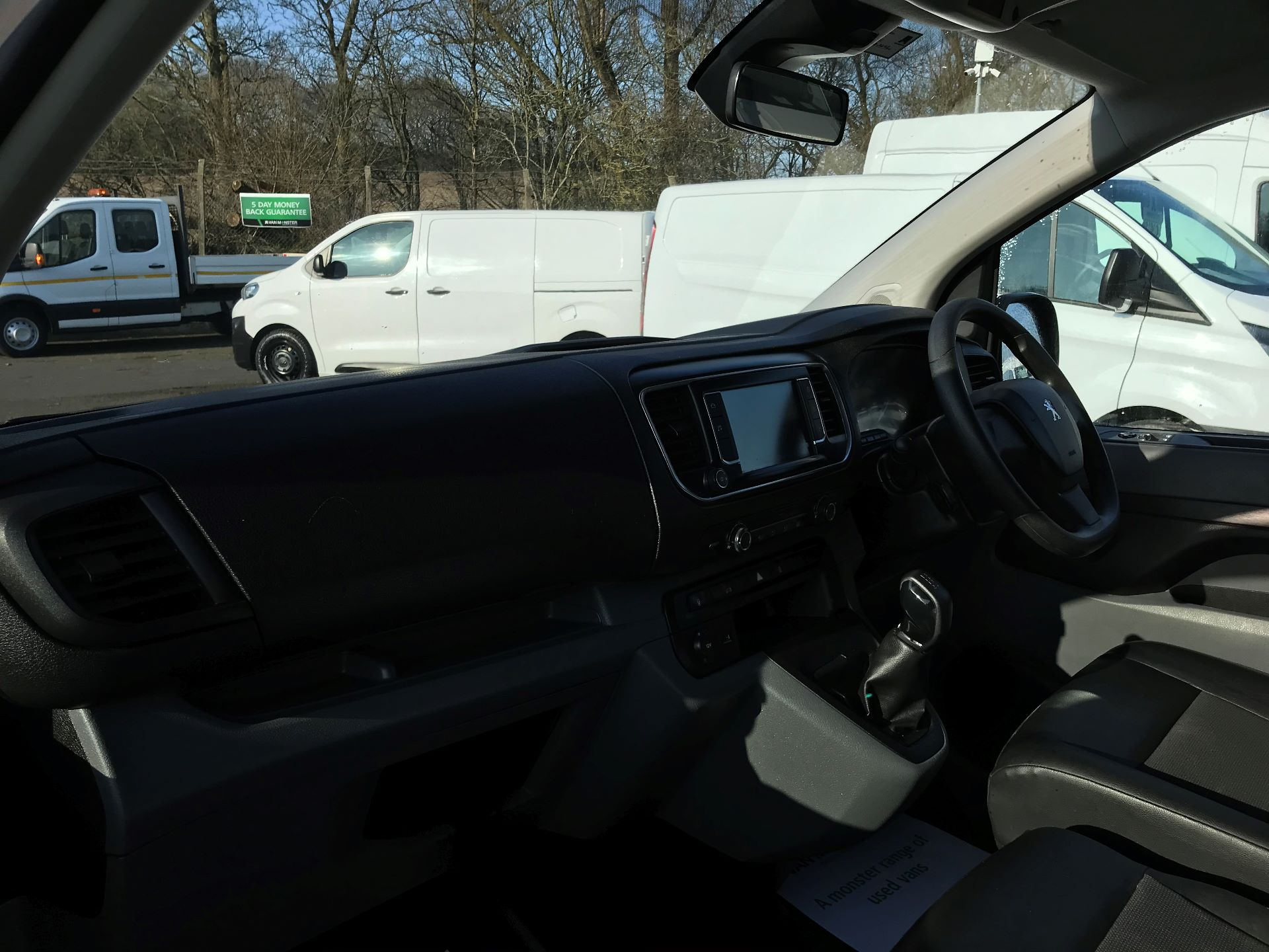 2018 Peugeot Expert STANDARD 1000 1.6 BLUEHDI 95 PROFESSIONAL EURO 6 (NU18MVC) Image 15