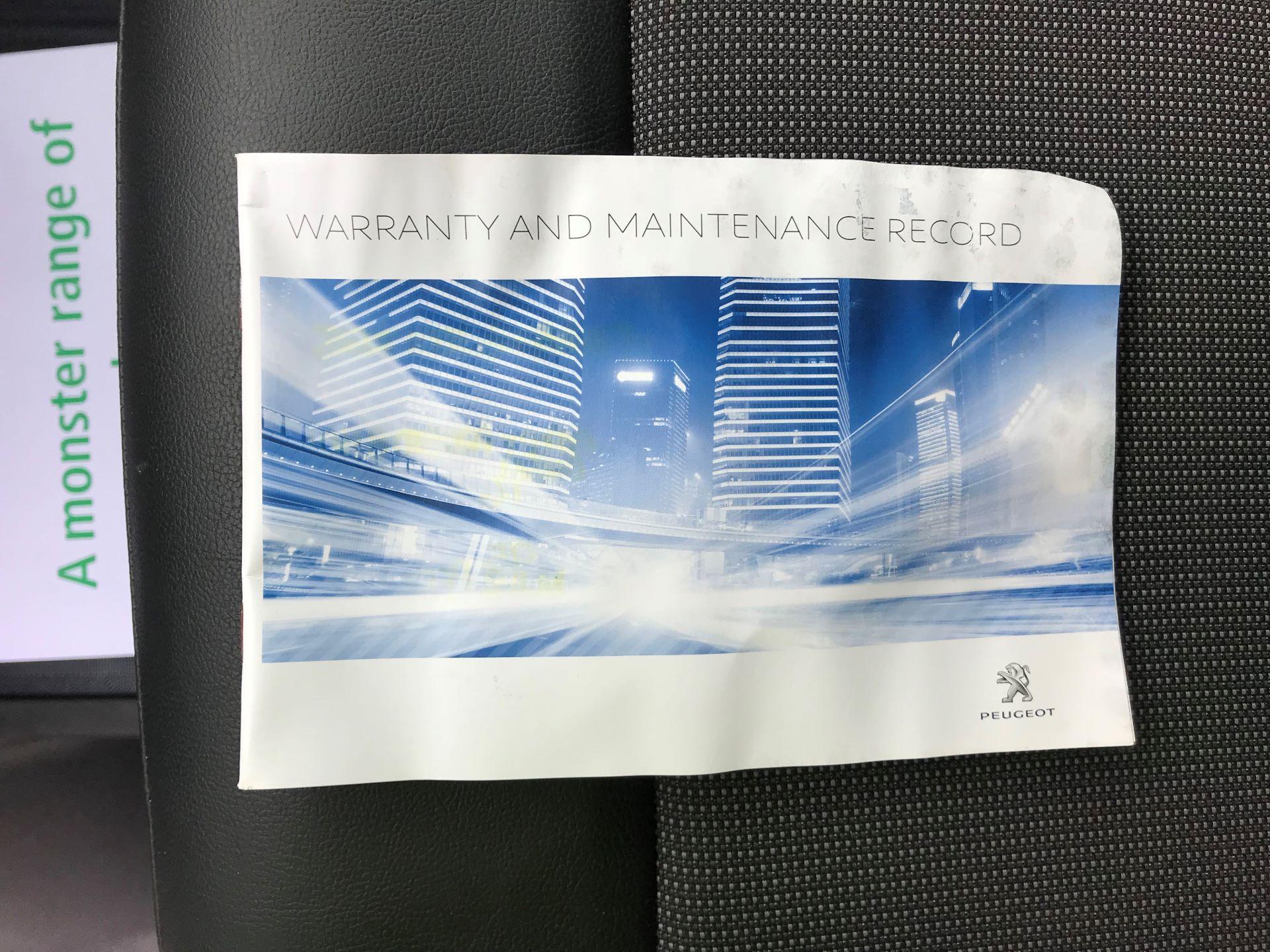 2018 Peugeot Expert STANDARD 1000 1.6 BLUEHDI 95 PROFESSIONAL EURO 6 (NU18PFO) Image 34