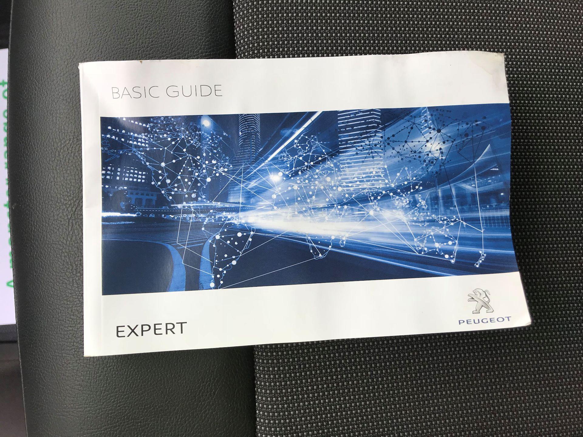 2018 Peugeot Expert STANDARD 1000 1.6 BLUEHDI 95 PROFESSIONAL EURO 6 (NU18PFO) Image 33
