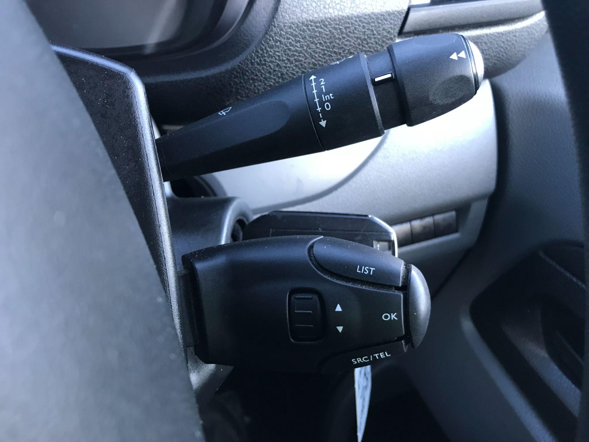2018 Peugeot Expert  STANDARD 1000 1.6 BLUEHDI 95 S EURO 6 (NU18VEL) Image 34