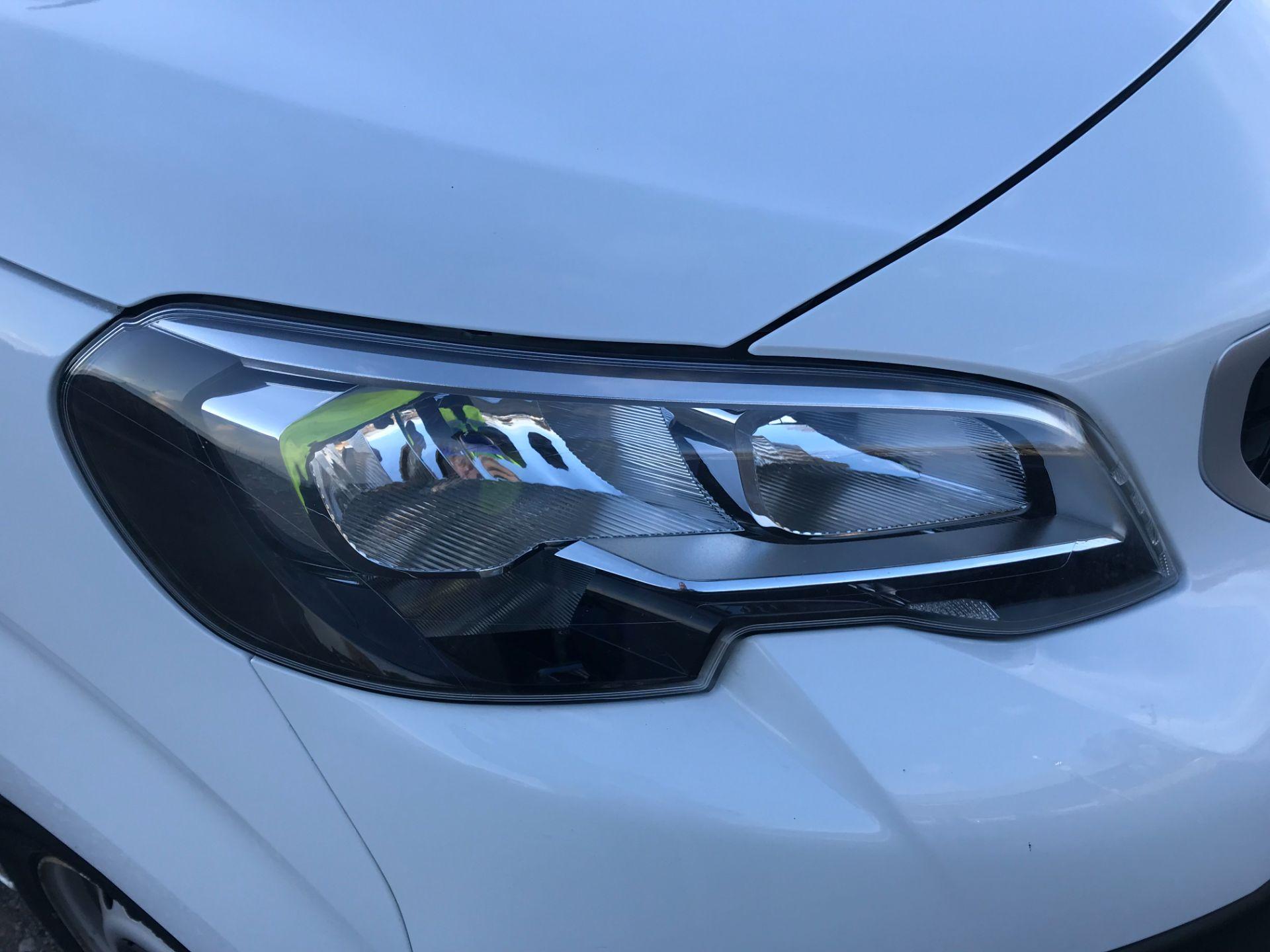 2018 Peugeot Expert  STANDARD 1000 1.6 BLUEHDI 95 S EURO 6 (NU18VEL) Image 20