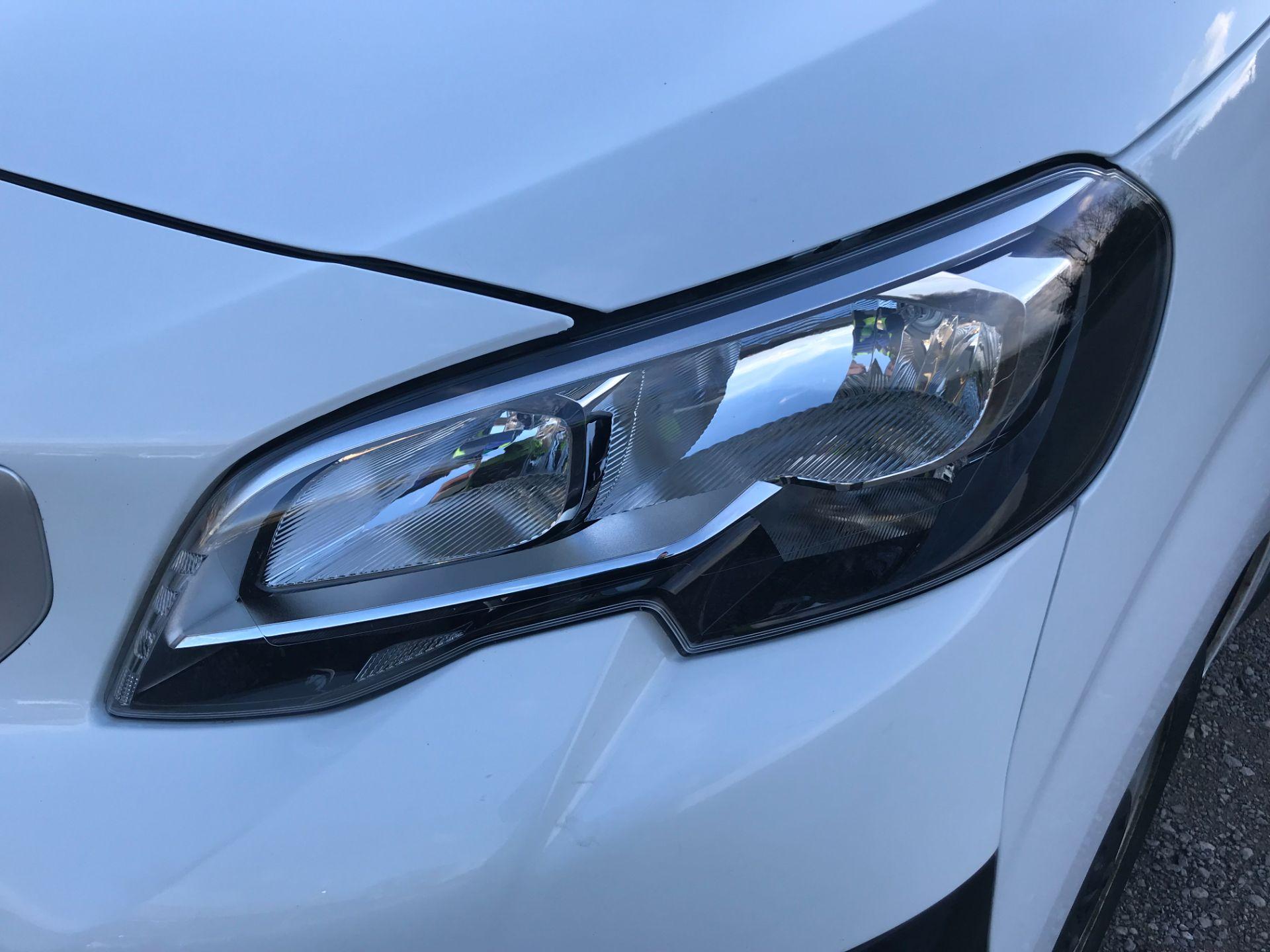 2018 Peugeot Expert  STANDARD 1000 1.6 BLUEHDI 95 S EURO 6 (NU18VEL) Image 21