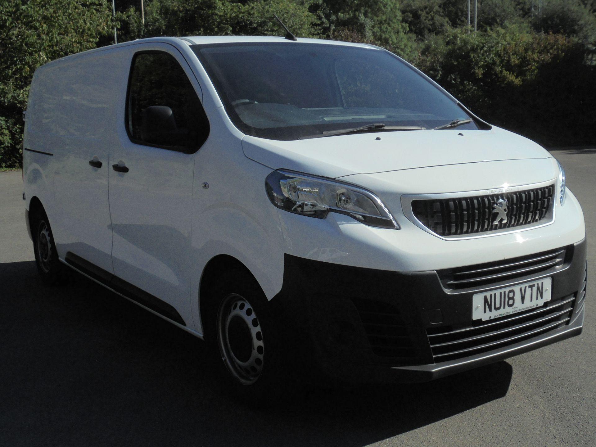 2018 Peugeot Expert 1000 1.6 Bluehdi 95 S Van (NU18VTN)