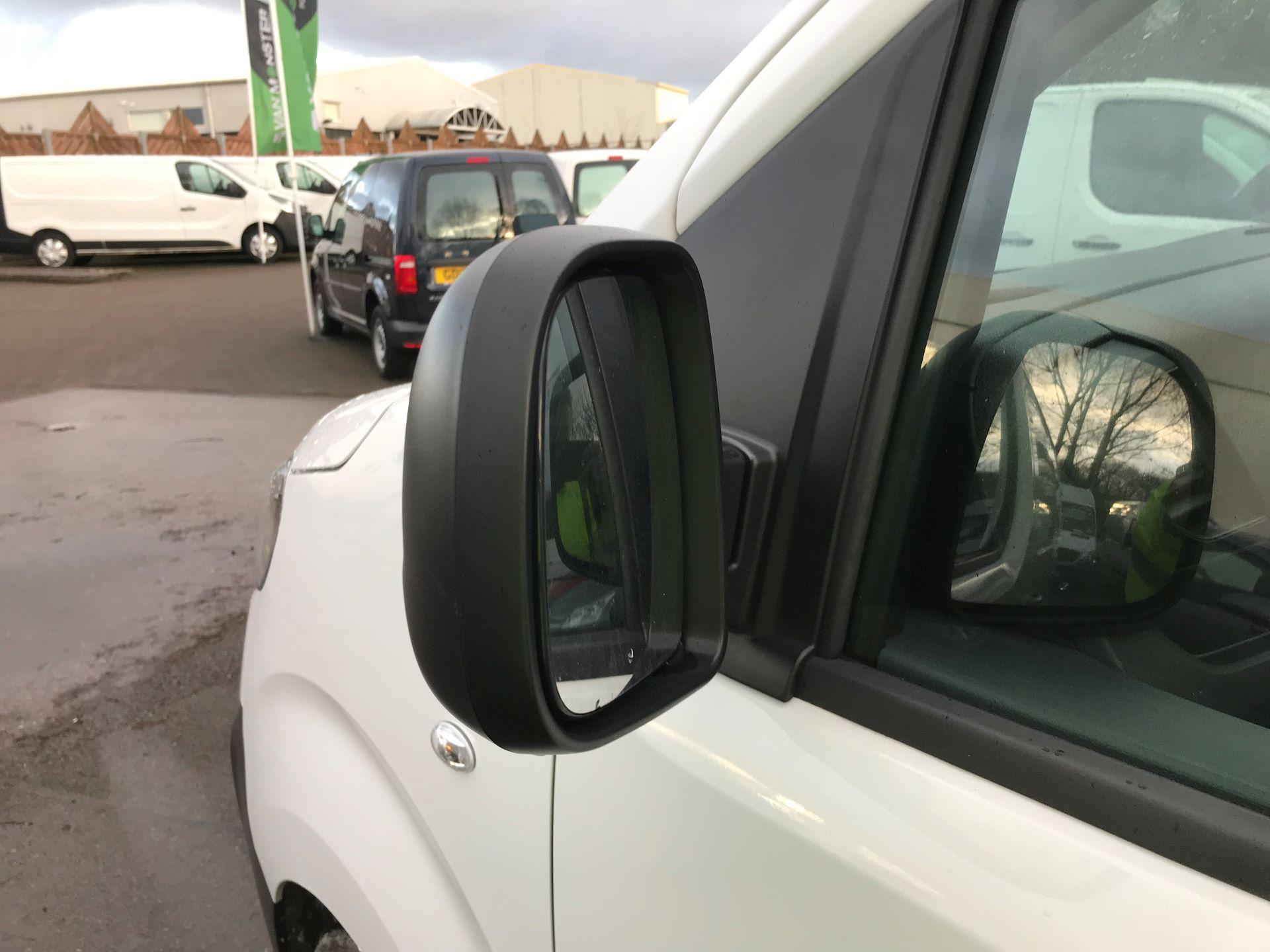 2018 Peugeot Expert  STANDARD 1000 1.6 BLUEHDI 95 S EURO 6 (NU18VTP) Image 11