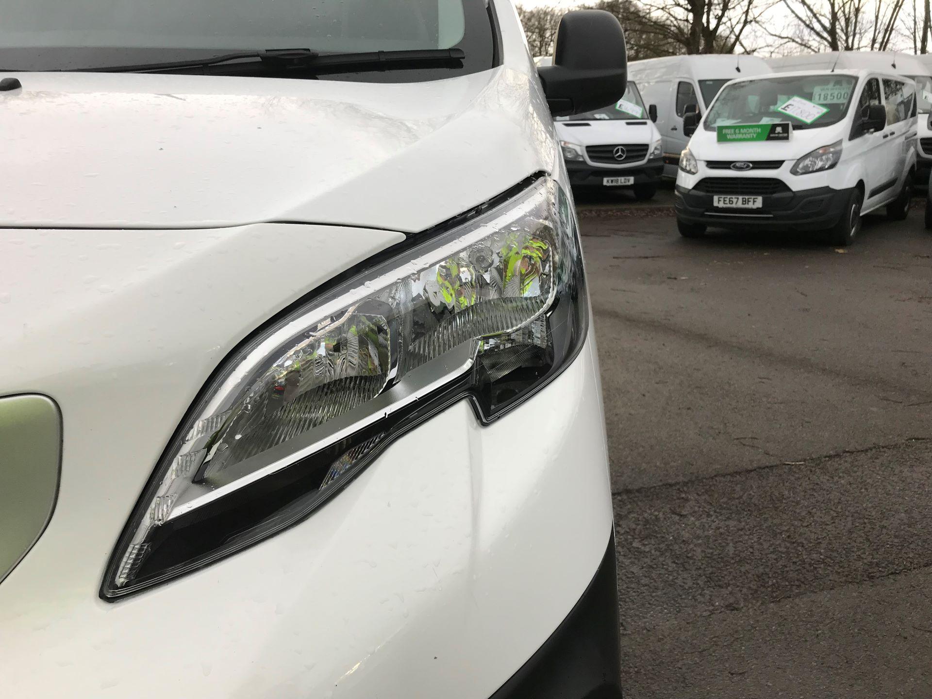2018 Peugeot Expert  STANDARD 1000 1.6 BLUEHDI 95 S EURO 6 (NU18VTP) Image 13