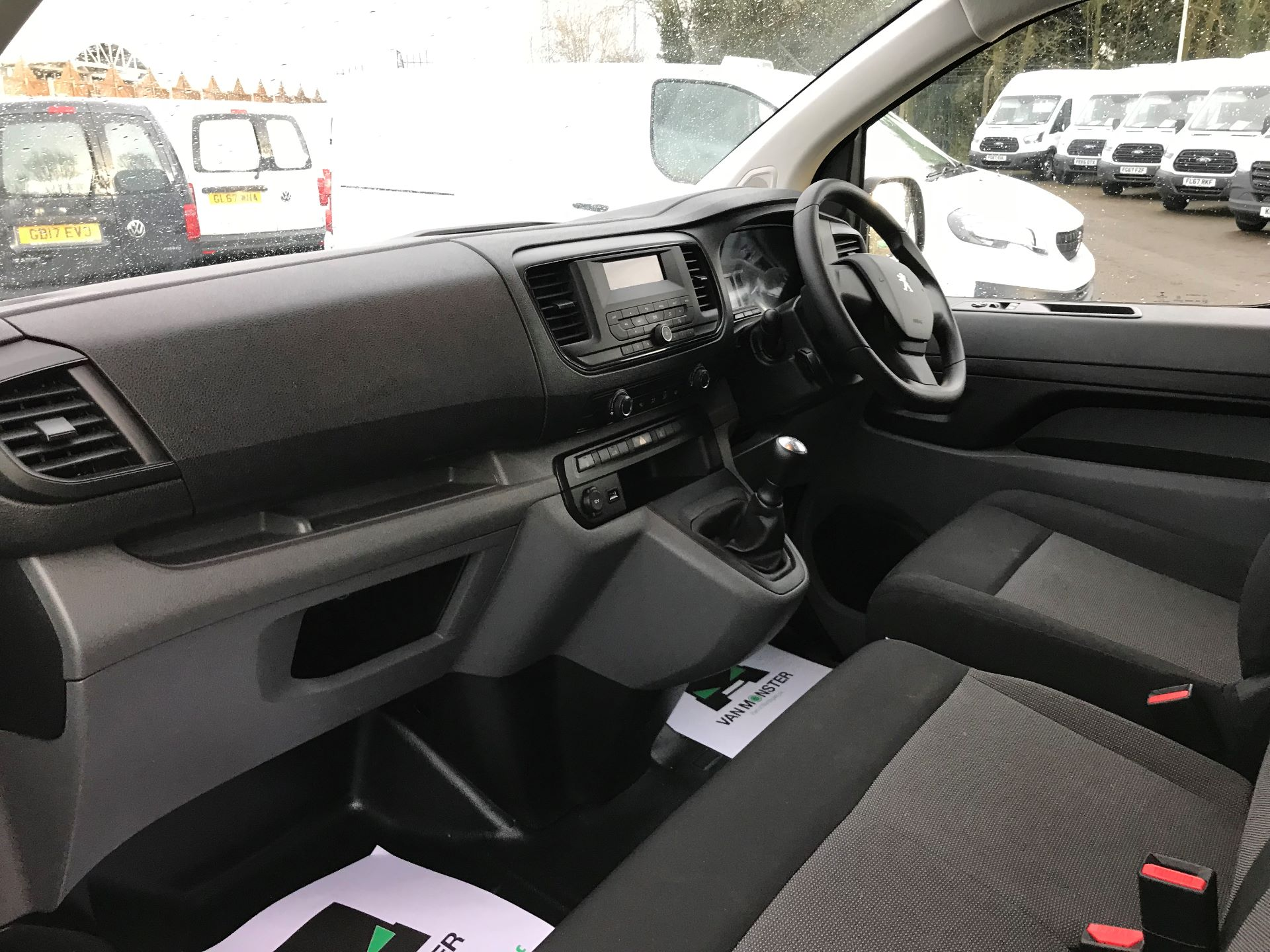 2018 Peugeot Expert  STANDARD 1000 1.6 BLUEHDI 95 S EURO 6 (NU18VTP) Image 15