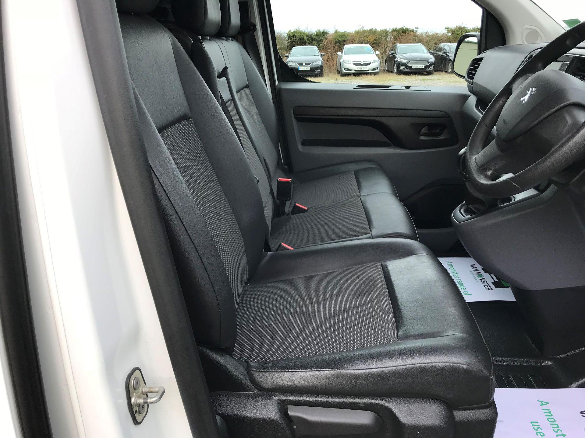 2018 Peugeot Expert STANDARD 1000 1.6 BLUEHDI 95 PROFESSIONAL EURO 6 (NU18VXL) Image 21