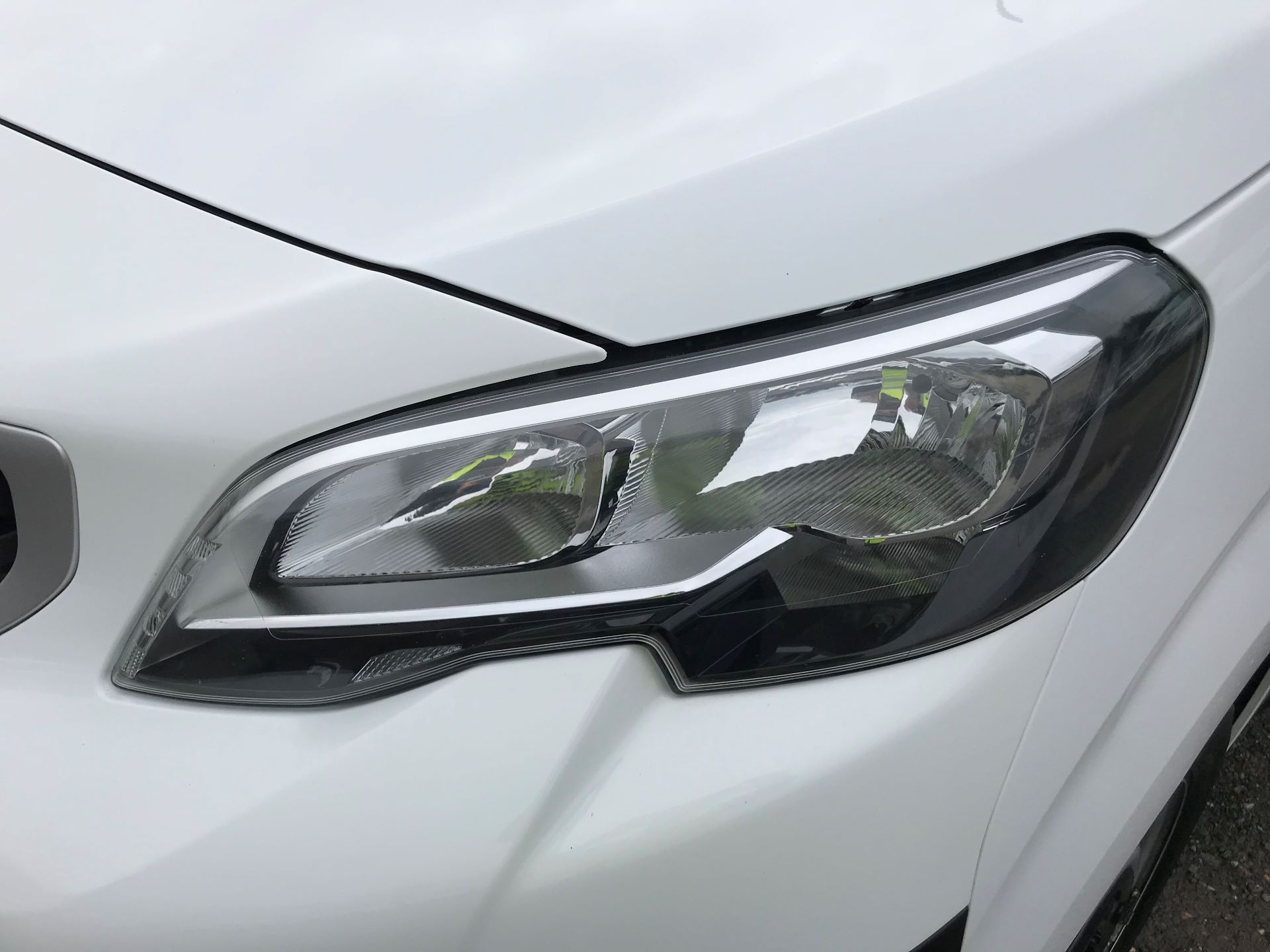 2018 Peugeot Expert STANDARD 1000 1.6 BLUEHDI 95 PROFESSIONAL EURO 6 (NU18VXL) Image 31