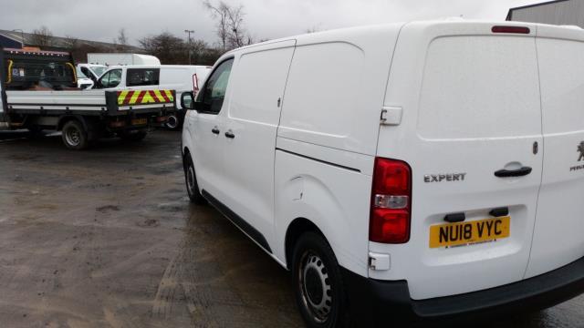 2018 Peugeot Expert 1000 1.6 Bluehdi 95 Professional Van (NU18VYC) Image 4