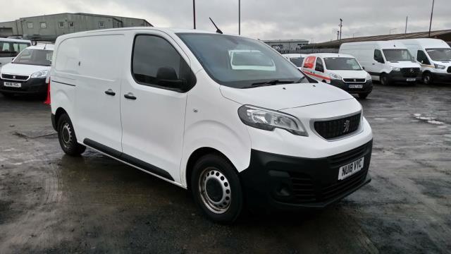 2018 Peugeot Expert 1000 1.6 Bluehdi 95 Professional Van (NU18VYC)