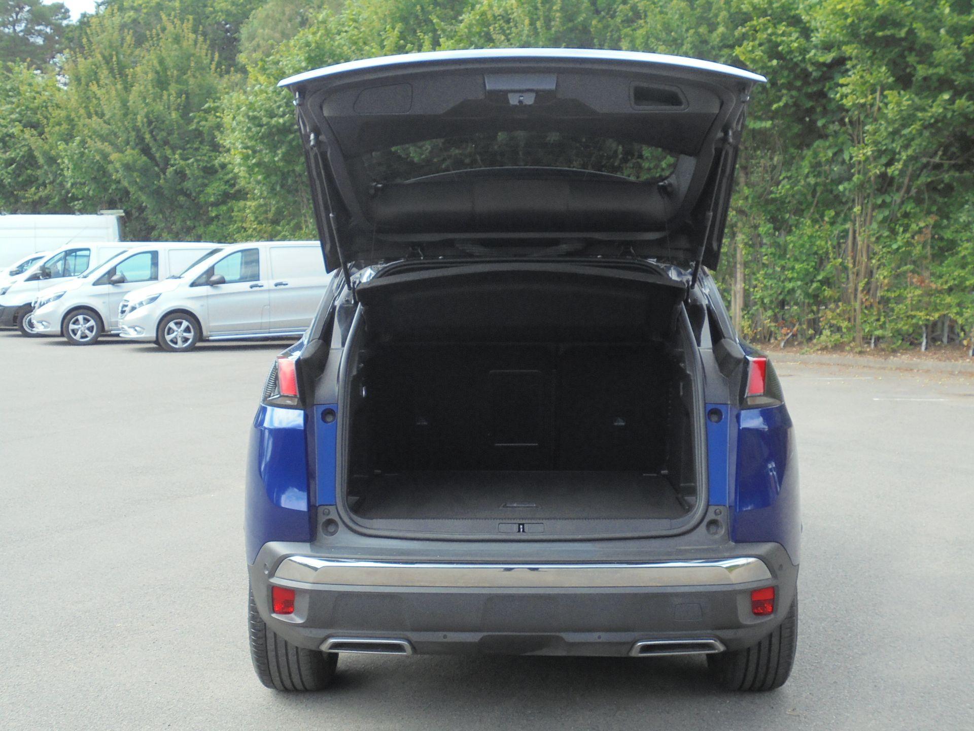 2018 Peugeot 3008 1.6 Bluehdi 120 Gt Line 5Dr (NU18WEX) Image 8