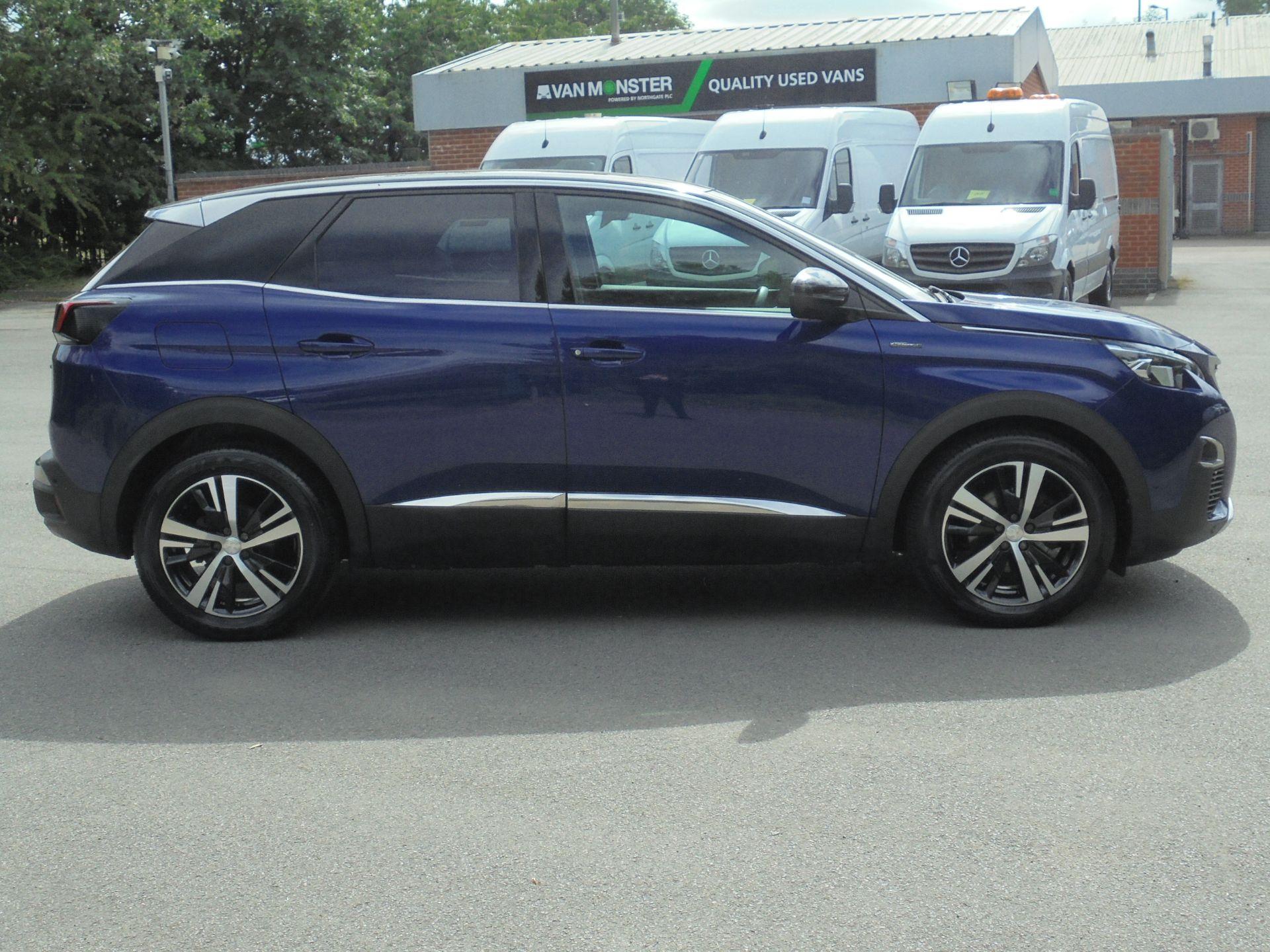 2018 Peugeot 3008 1.6 Bluehdi 120 Gt Line 5Dr (NU18WEX) Image 15