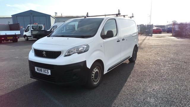 2018 Peugeot Expert 1400 2.0 Bluehdi 120 Professional Van (NU18XCS) Image 3